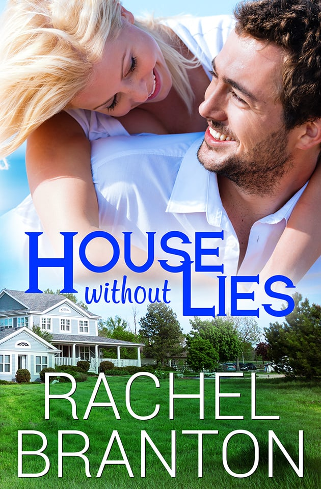 House Without Lies by Rachel Branton front cover