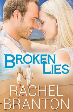Cover for Broken Lies