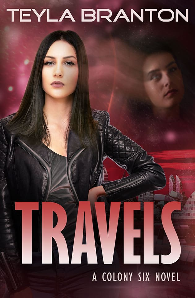 Travels by Teyla Branton