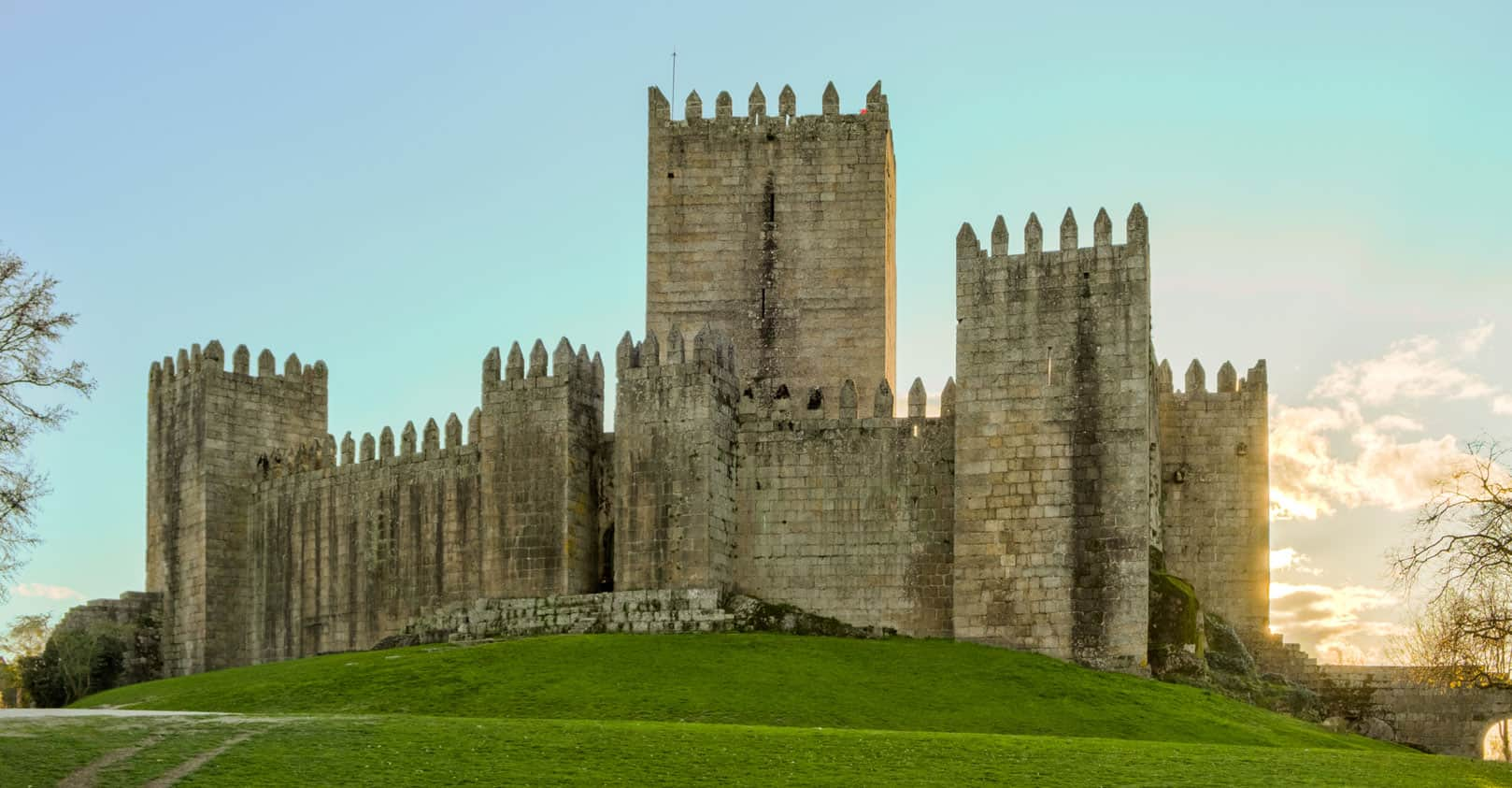 Castle of Guimaraes