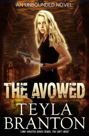 Cover for The Avowed