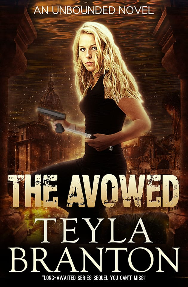 The Avowed by Teyla Branton